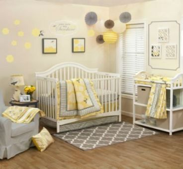 Best baby room girl yellow color palettes 30+ Ideas images