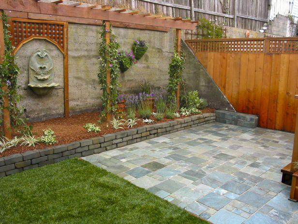 14++ Backyard brick wall ideas info