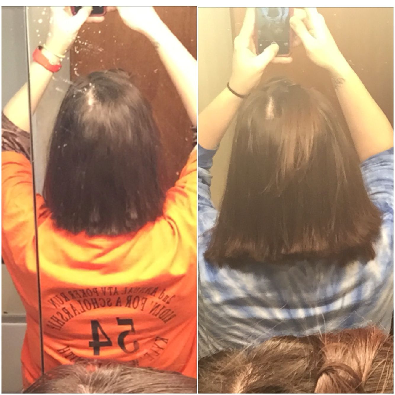 1 Week on Hair Skin and Nails #itWorks http://www.wrapsbyklee.myitworks.com/