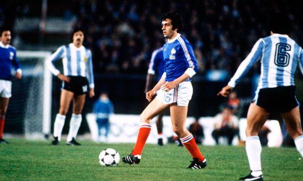 Argentina 2 Francia 1 (Copa del Mundo Argentina 1978,Estadio Monumental,Buenos Aires,06/06/1978)