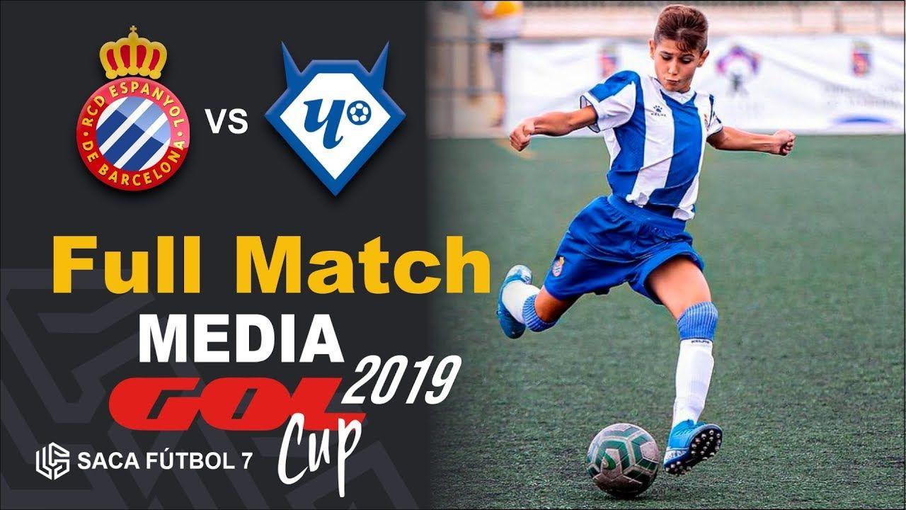 Espanyol vs Chertanovo Media Gol Cup 2019 Alevín U11 Goles