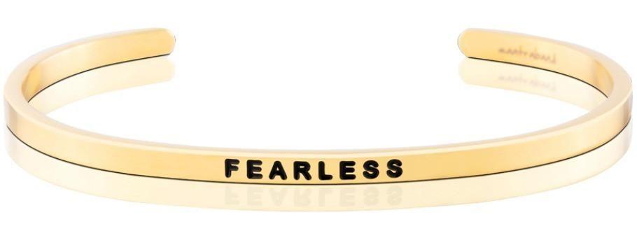 Fearless Bracelet — MantraBand® Bracelets