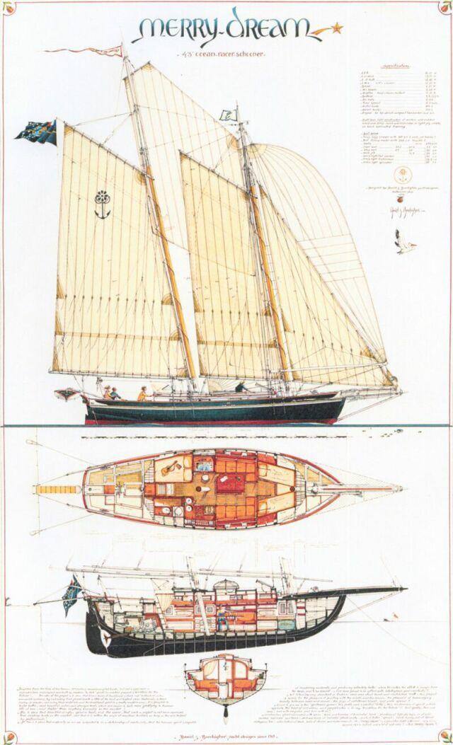 www.classic-yacht-design.com 4dreams 2merry-dream md.html | Yacht ...