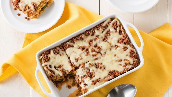 Lentil Lasagna | Operator Submitted content from Food Management