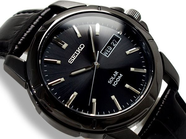 seiko men s solar sport sne107p2 quality watches solar and sports