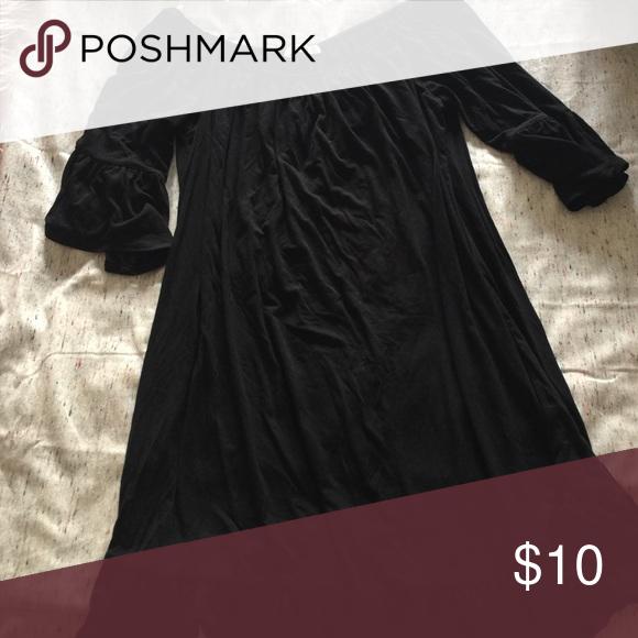 Off the shoulder Black dress Off the shoulder Black dress Dresses Strapless