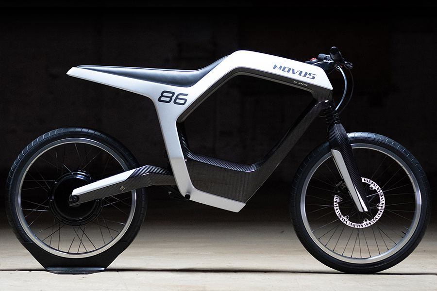 Novus Electric Bike Looks Better Than Its Price Tag Does