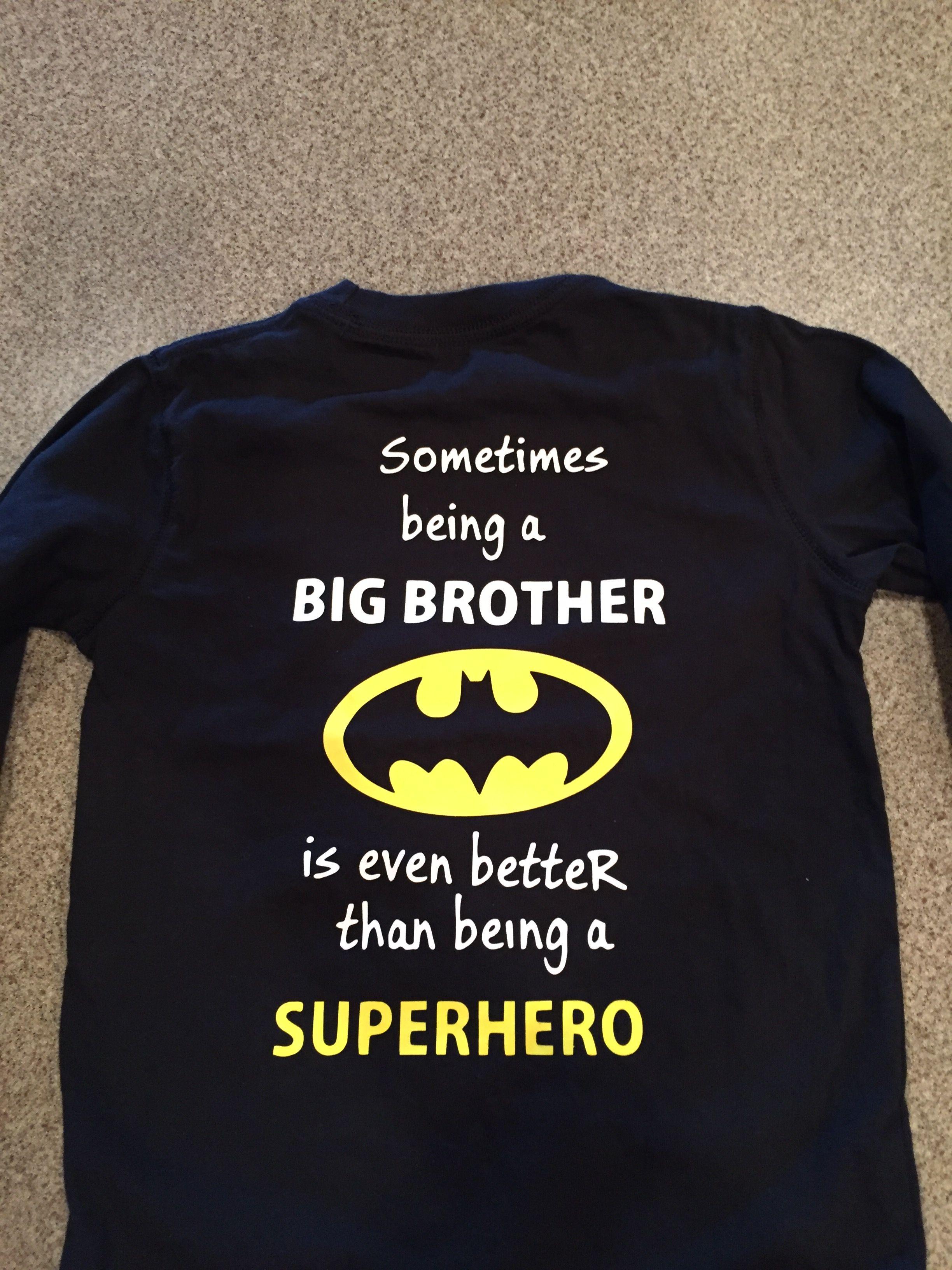 bc415486 Big brother shirt …   bebe   Big b…