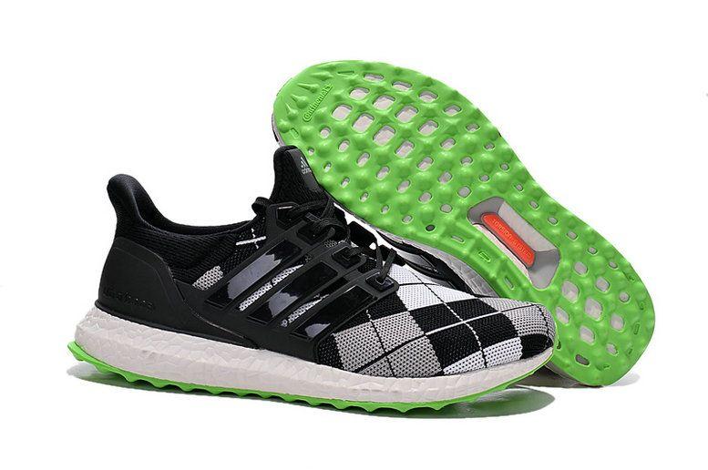 très loué doux et léger service durable Chaussures de sport adidas Ultra Boost Kris Van Assche Black ...