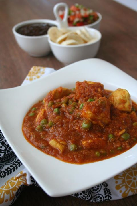 Weigh-Less Cape Malay Chicken Curry