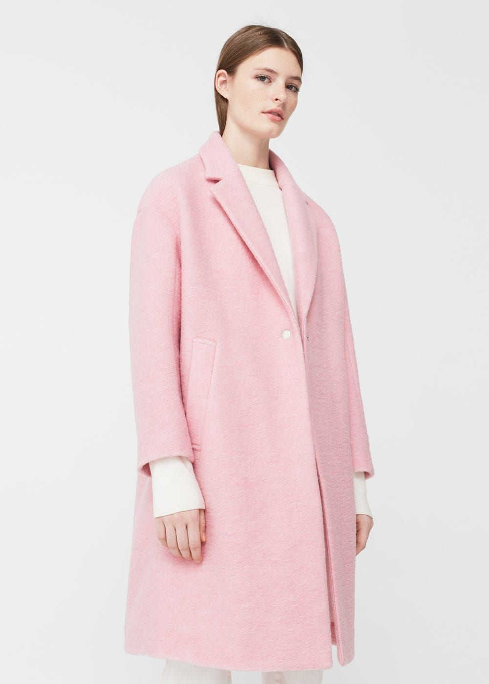 Super Unstructured wool coat - Women | Wool coats, Ss 17 and Woman MH45
