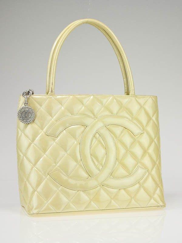 Light Yellow Handbag