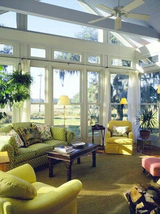 Peak Window / Sun Room