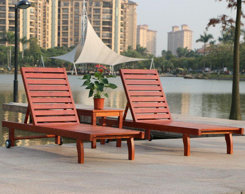 Deck Lounge Chairs | Chairs | Pool lounge chairs, Beach ...