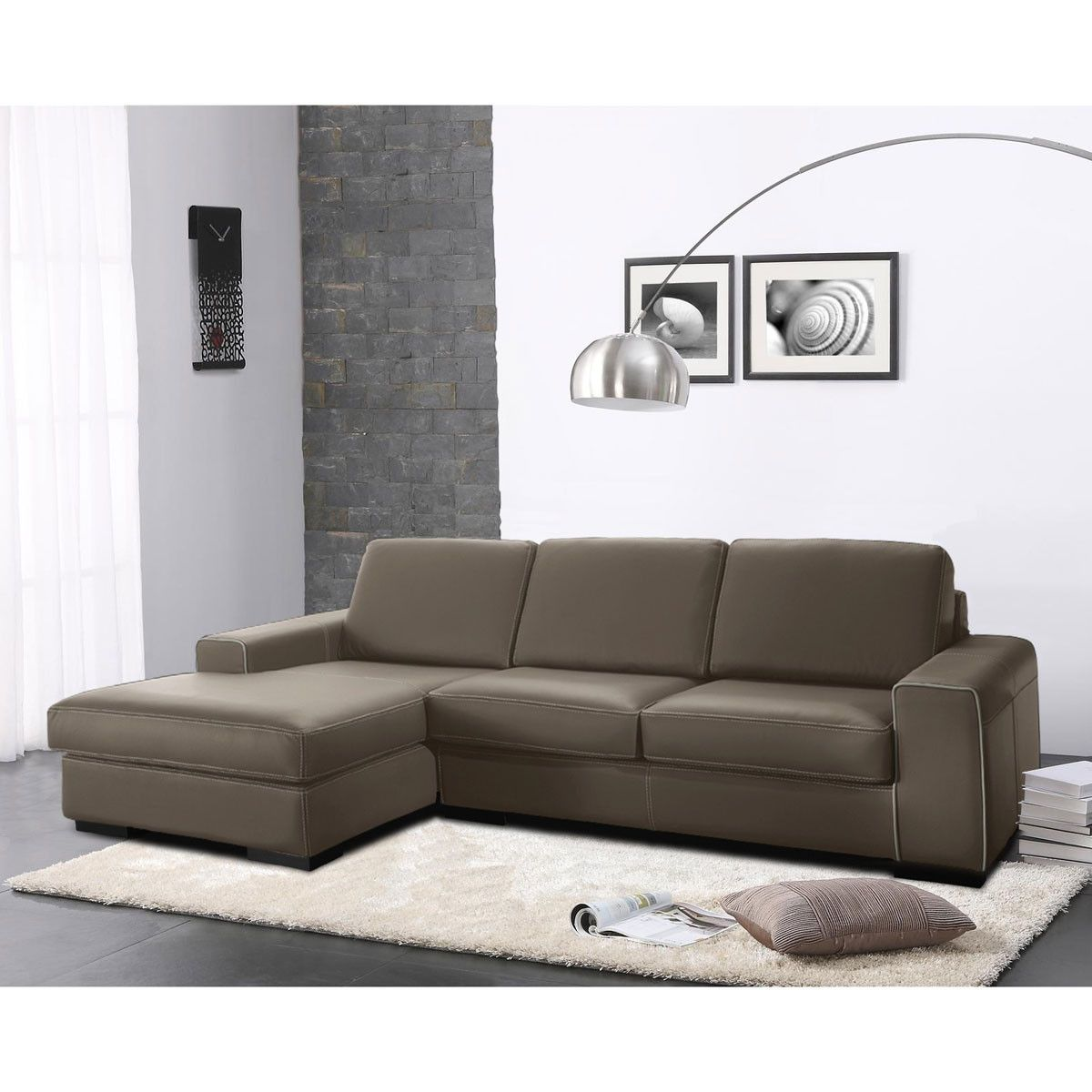 Soldes Canape Auchan Canape D Angle Gauche Sandy In 2020 Sectional Couch Home Decor