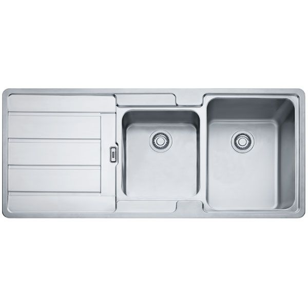 Attractive Eands Kitchen Bathroom Laundry Franke Hydros Double Bowl