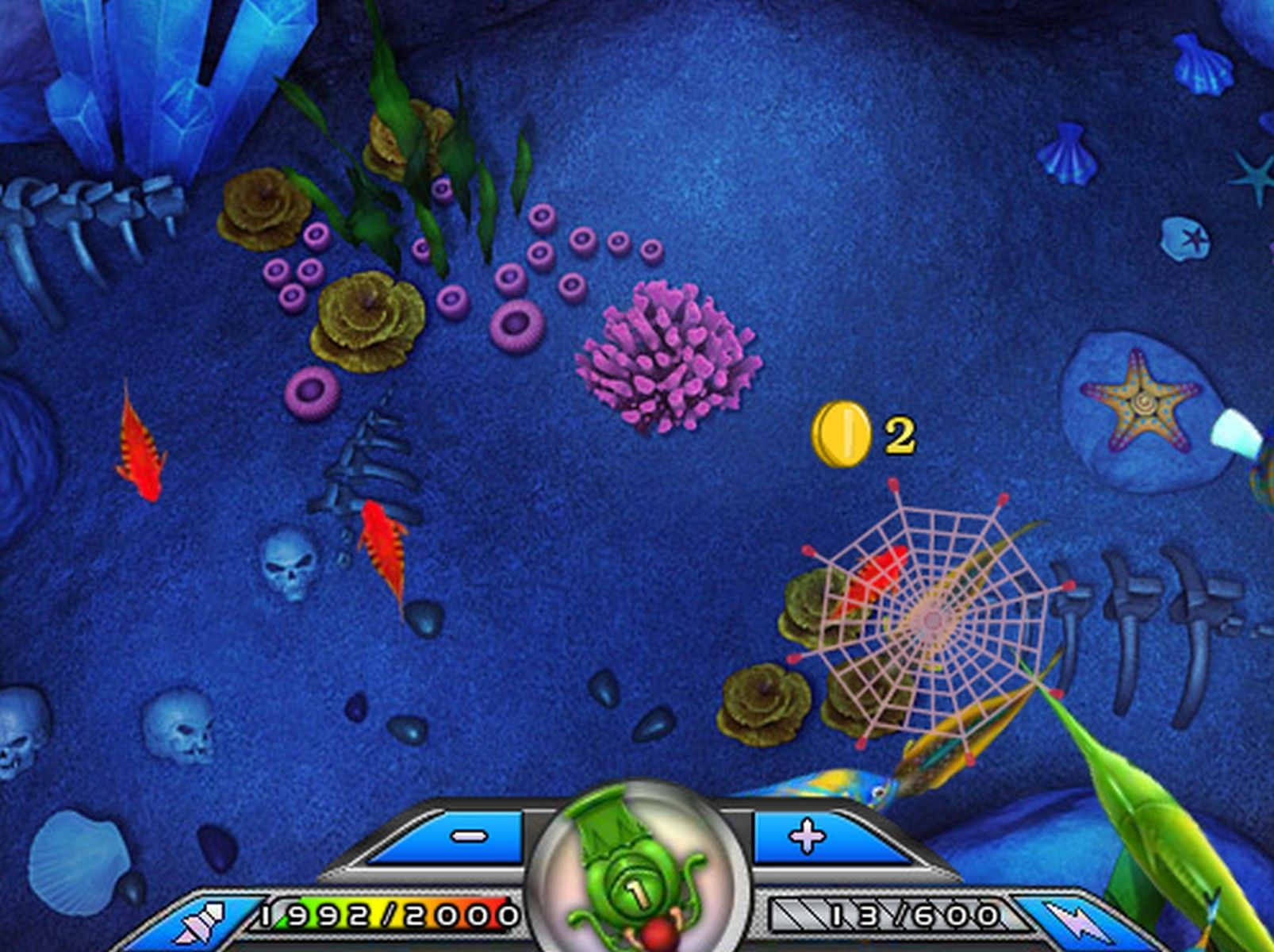 Fishing Master Bubble birthday parties, Classic games