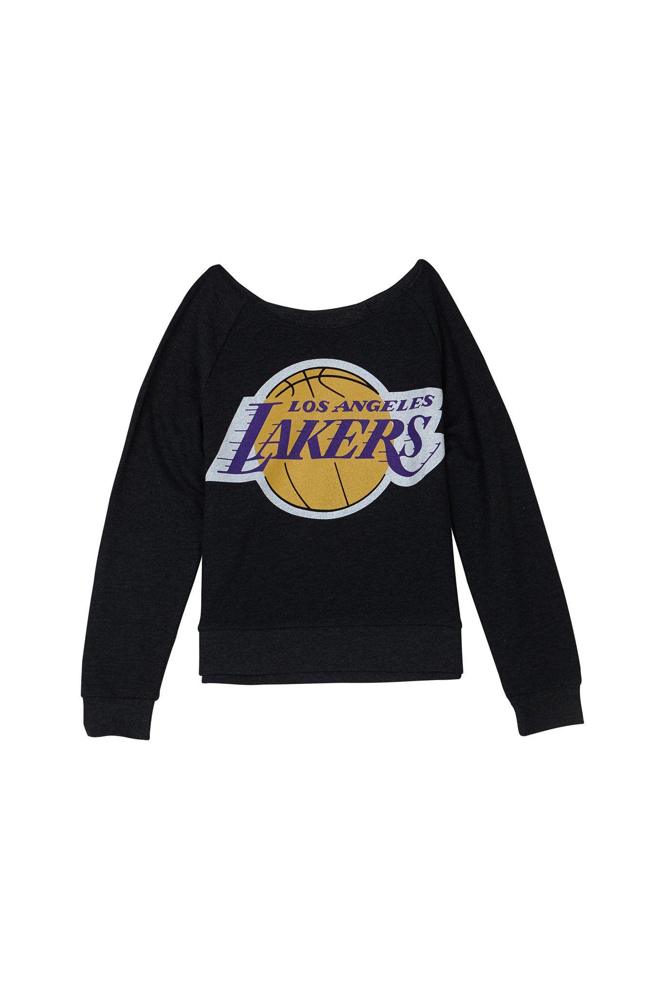Forever 21 X Nba Lakers Sweatshirt