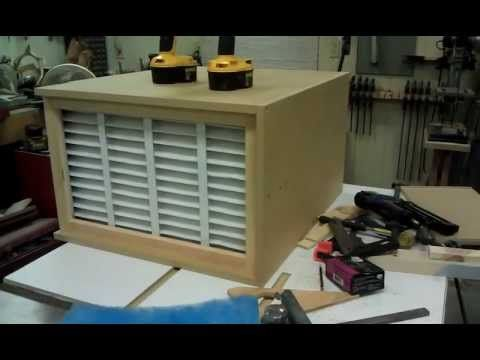 Homemade Shop Air Filtration System Part 2 Projects