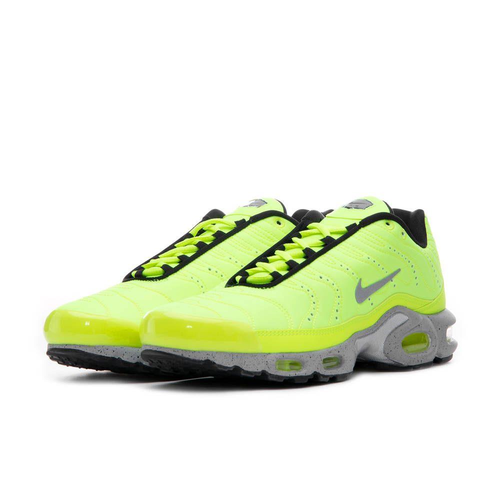 Nike Air Max Plus Premium in gelb 815994 700 | Unbedingt