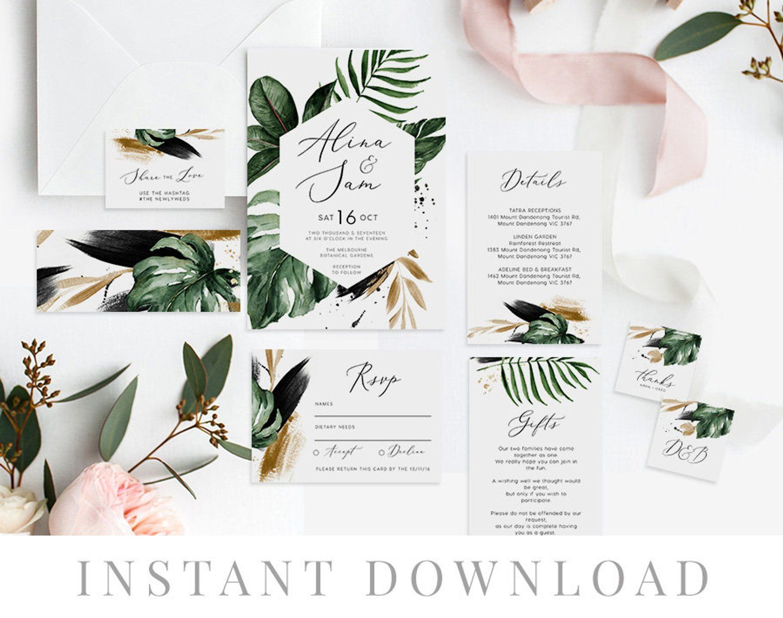 Wedding Invitations in 2020