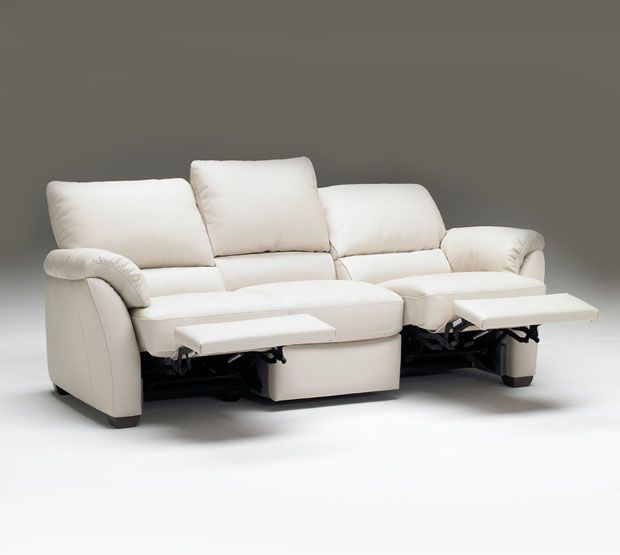 Natuzzi Collection Timothy Overstuffed Pillow Arms And A