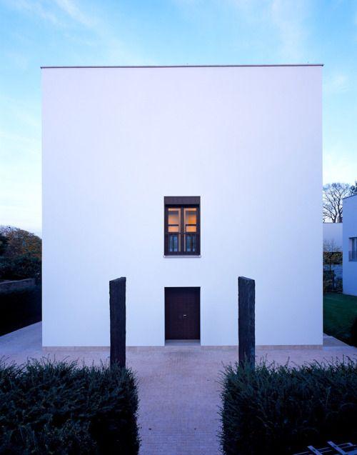Architekt Bonn subtilitas uwe schröder architekt house on the hostert bonn