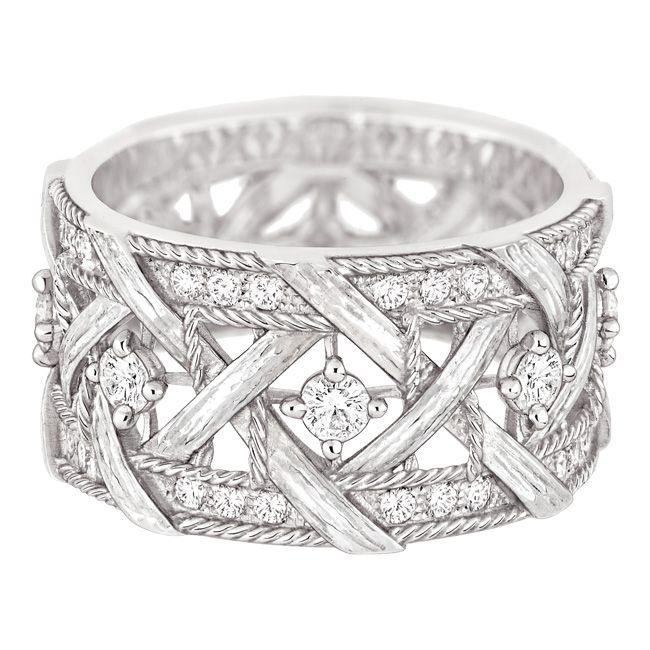 Dior My Dior Cannage ring