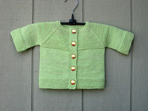 Tejidos a dos agujas para bebé - Imagui   Niñas   Pinterest ...
