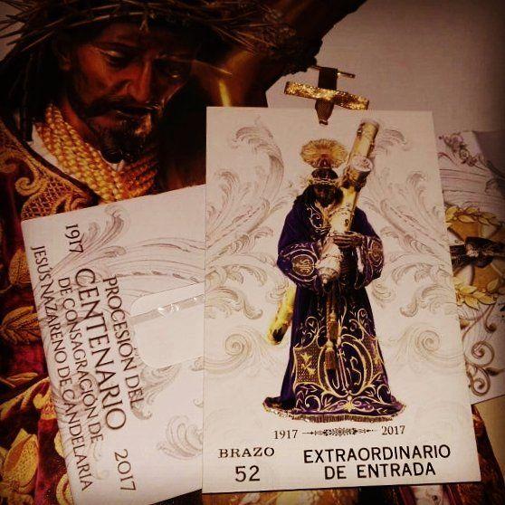 El #Turno del #Centenario de Cristo Rey Candelaria   #CucuruchoEnGuatemala