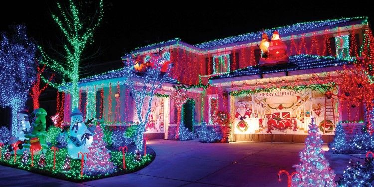 'Twas the Lights Before Christmas Contest in Temecula. ' - Twas The Lights Before Christmas Contest In Temecula CHRISTMAS