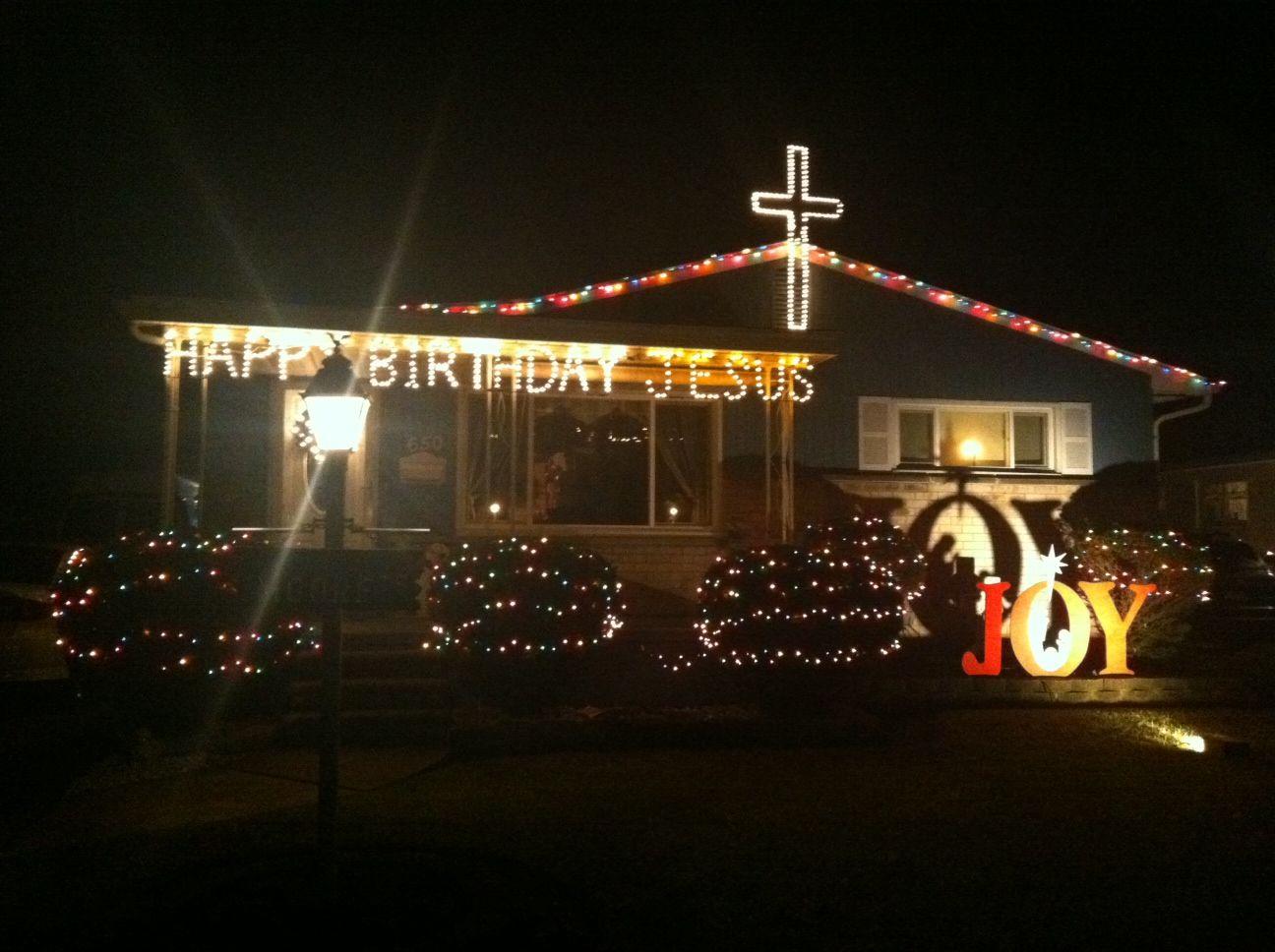 Happy Birthday Jesus! Happy birthday jesus, Happy