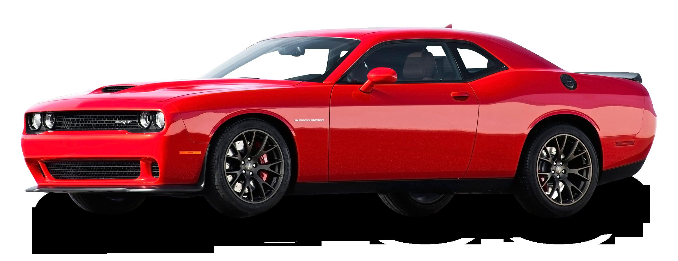 Red Dodge Challenger Car Png Image Dodge Challenger Car Dodge