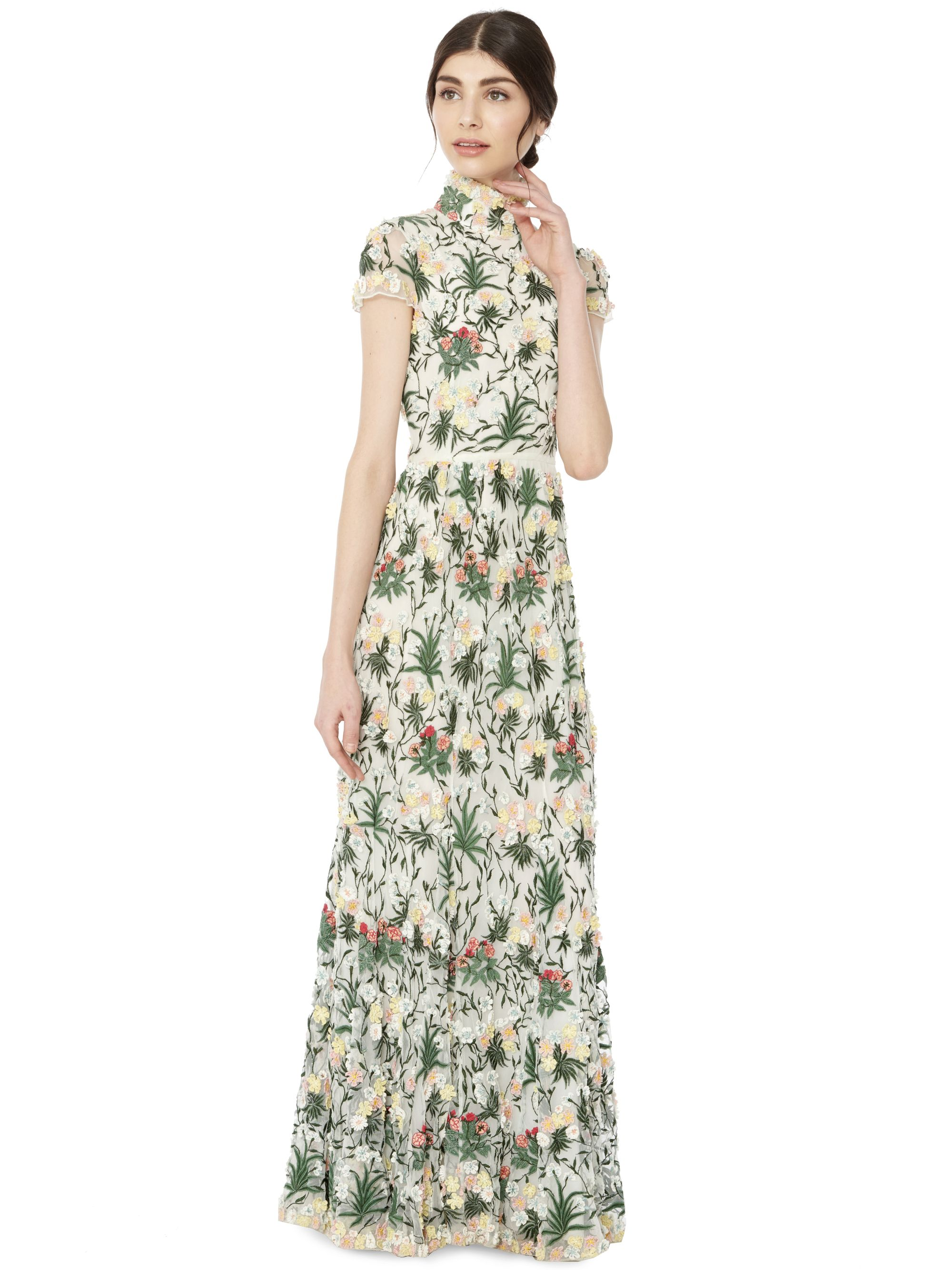 ARWEN LONG EMBELLISHED GOWN by Alice + Olivia | My Style | Pinterest ...