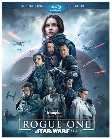Buena Vista Home Entertainment Rogue One A Star Wars Story Blu