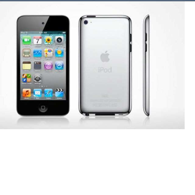 iPod touch 4G.....couldn't use the Pinterest app without