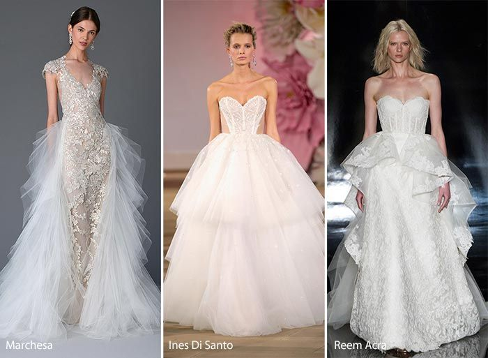 Spring 2017 Bridal Fashion Trends You Need To Know