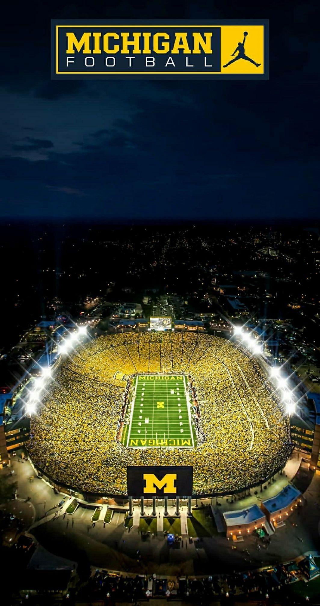 Pin By Bill Mohler On University Of Michigan Michigan Go Blue Michigan Wolverines Football Michigan