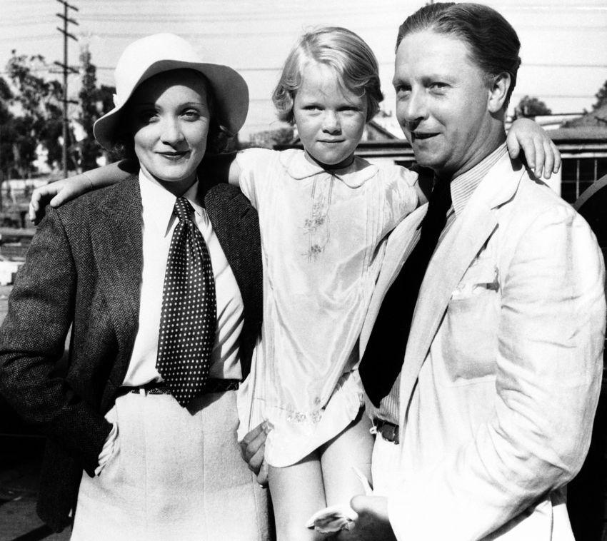 Marlene Dietrich Tochter