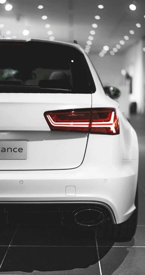 Satin White Rs6 Performance Deutsche