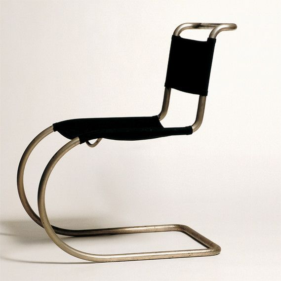 Ludwig Mies Van Der Rohe Design: 1927 Production: 1927   30 Manufacturer:  Berliner