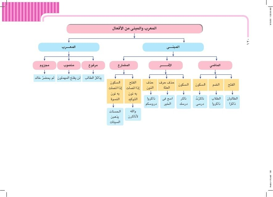 المعرب و المبني من الأسماء Learning Arabic Education Learning