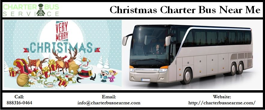 Christmas Charter Bus Near Me Chartered bus, Bus, Party bus