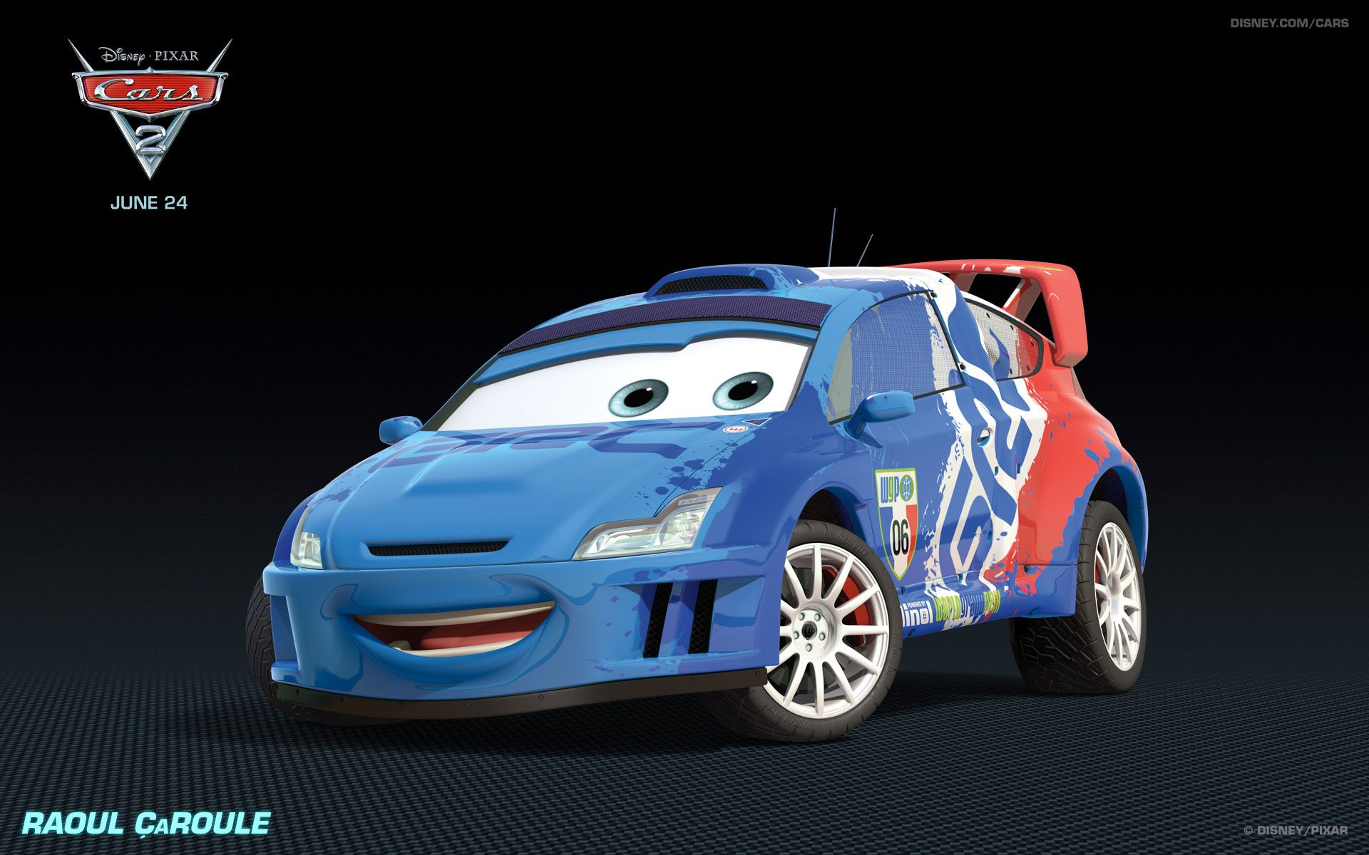 Cars 2 characters characters in disney pixar cars 2 raoul caroule