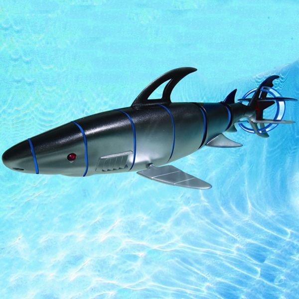 Rc Cyborg Shark Swimming Pool Toy Pool Supplies Shark Toy And Swimming Pools