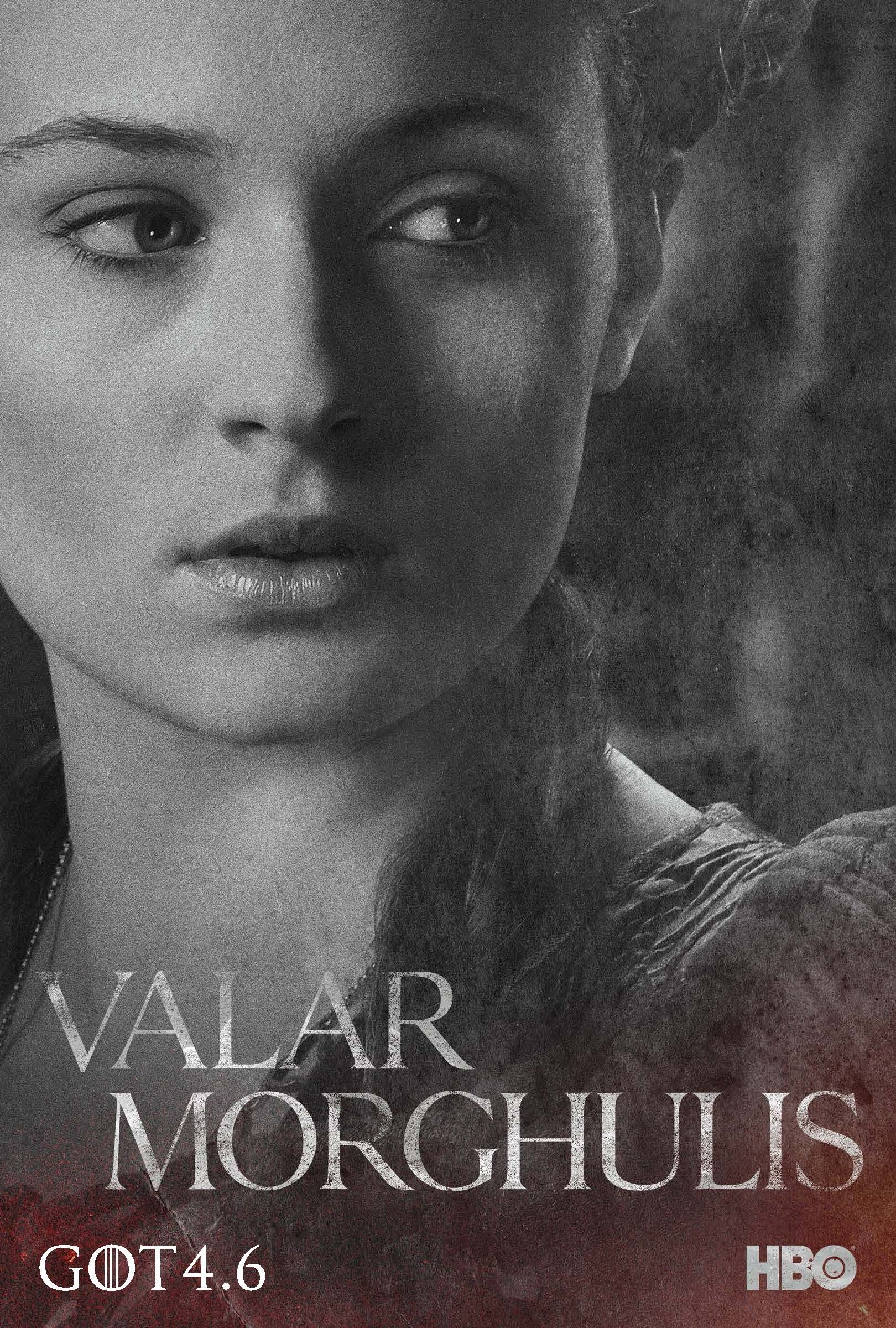 See New Character Posters and Season 4 Teasers | Valar ...