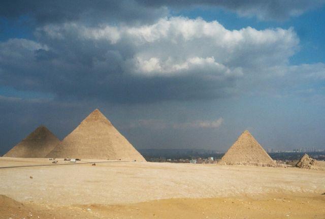 Pyramids #egypt #travel