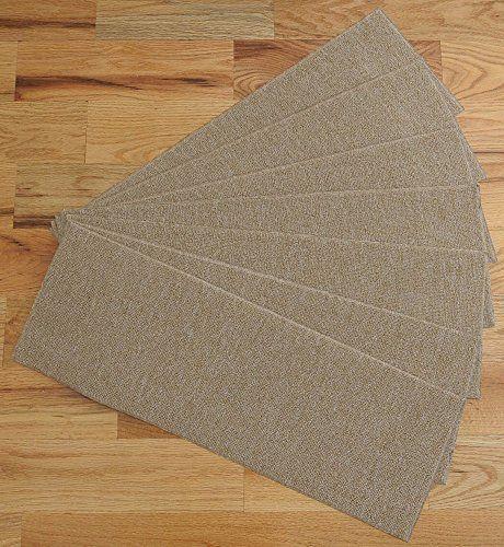 Best Ottomanson Skid Resistant Rubber Backing Non Slip Carpet 400 x 300