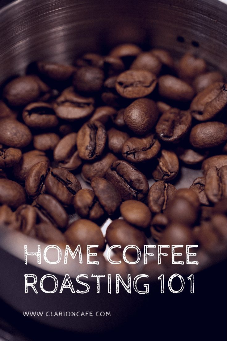 An Introduction to Roasting Coffee Beans at Home