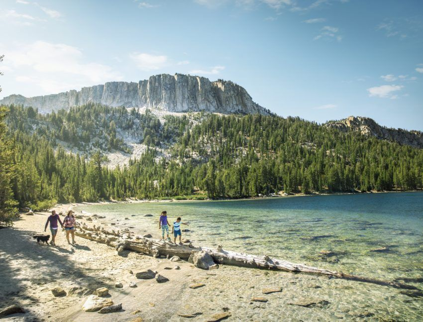 Like summer camp only better mammoth lakes vacation